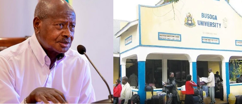 Gov't Takes Over Busoga University After Institution Fails To Pay Shs15Bn Loan