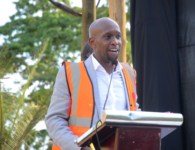 General Manager UBL Mbugua To Leave At The End Of Month