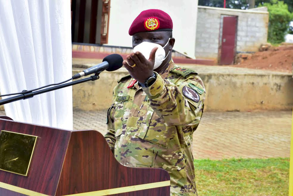 Special Forces Command Passes Out 190 Officers