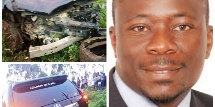 MP Mwijukye Survives Lynching After His Car Knocks Two Dead On Masaka High Way