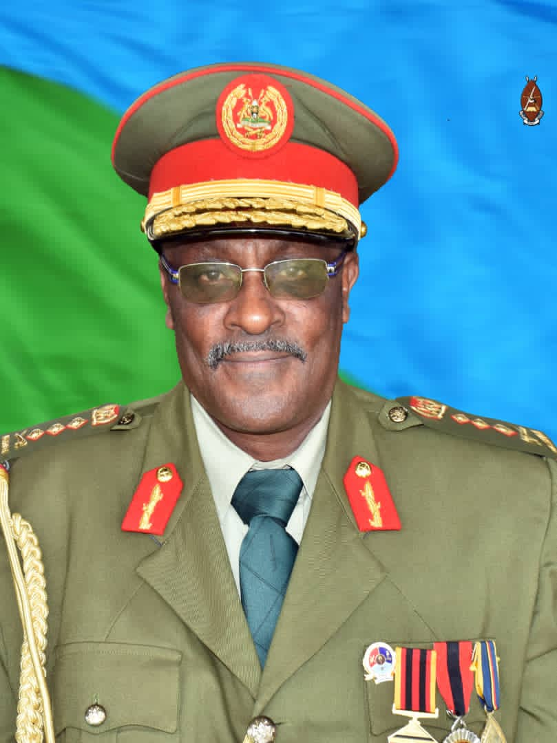 Breaking: Lt Gen Pecos Kutesa Has Passed On At The Age Of 65 In India