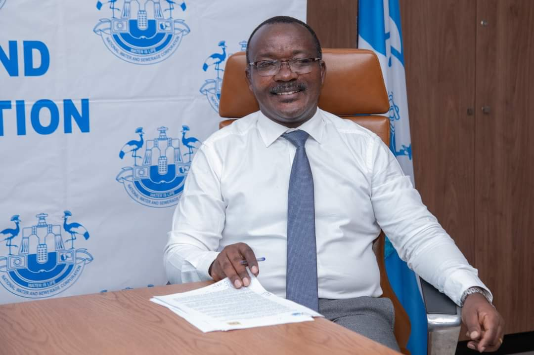 NWSC MD Dr. Eng Silver Mugisha Has Been Nominated in The African Leadership Business Awards 2021