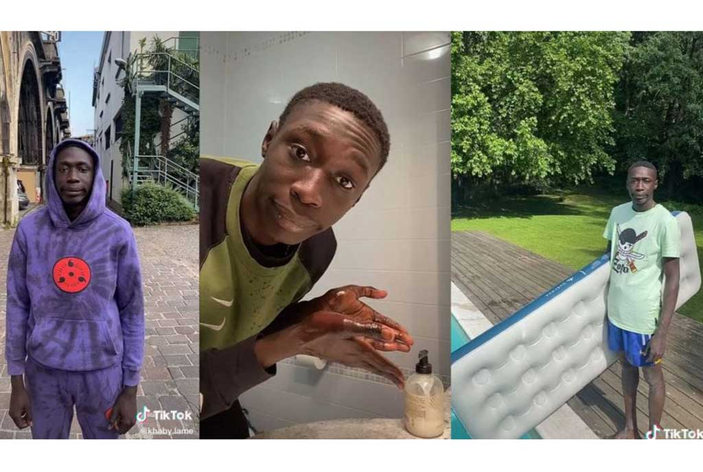 Senegalese-Born Khaby Lame Becomes Second Most Followed Person On TikTok