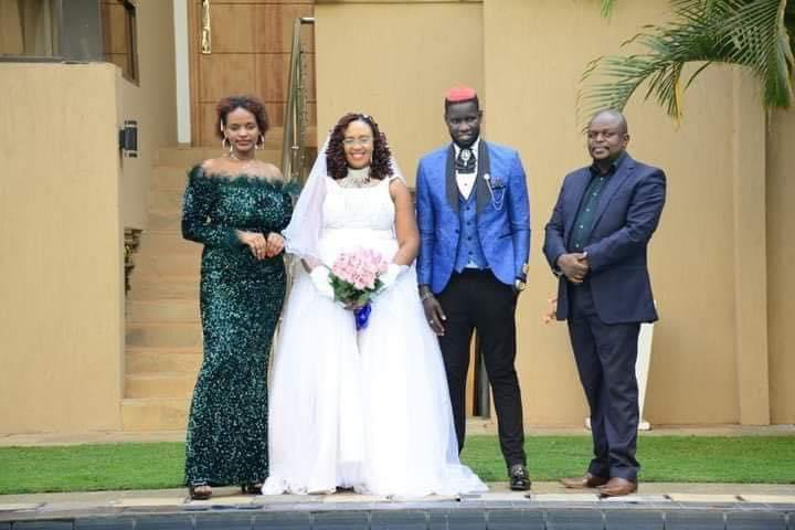 The Da Mighty Family Comedian Sammy Gets Married Off To A 40-Year-Old Sugar Mummy