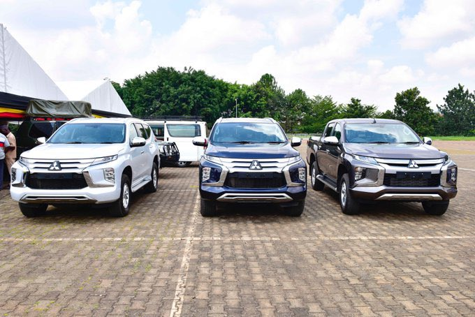 Museveni Rewards Olympic Medalists With Brand New Cars