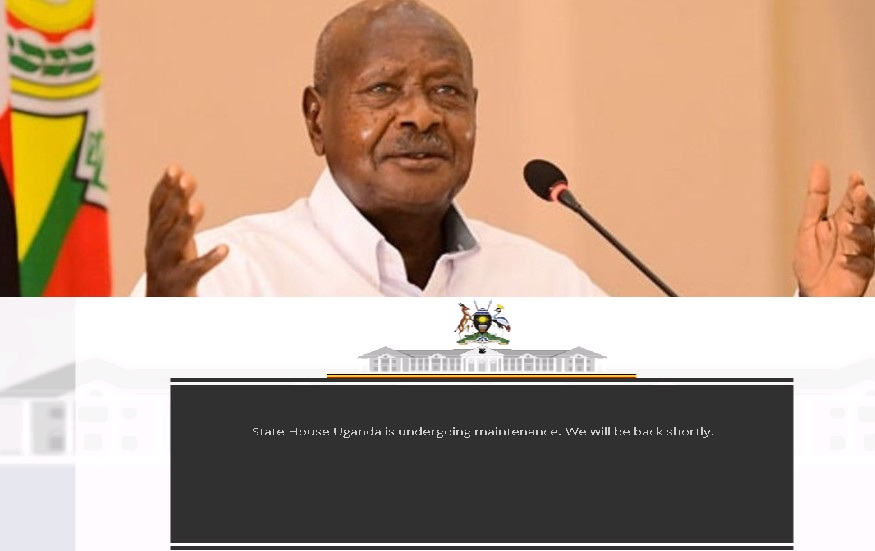 Fears Of Hacking Emerge After  State House Official Website Is Pulled Down