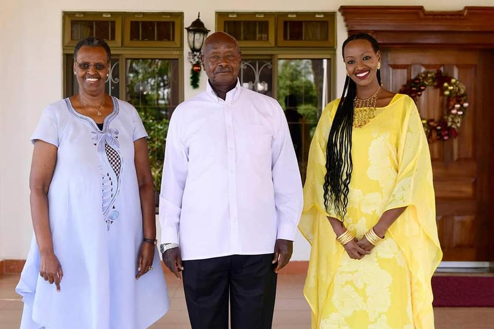 Mama Janet Sends President Museveni Hearty  77th Birthday Message