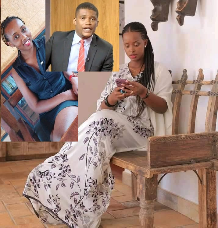 Ugandans Speak Out On TV Stars Flavia-Kabuura Sex Scandal As She Threatens To Divorce Cheating Hubby