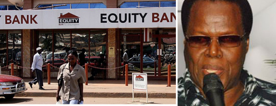 BUSTED:  Top Equity Bank Officials In Trouble For Pocketing Sudhir's Billions In Sham Simbamanyo House Auction, Plot To Grab More Property