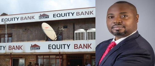 On Spot: Public Fault Equity Bank Boss Anthony Kituuka, brand Him Unethical, Un-patriotic By Conniving With Foreigners To Extort Helpless Ugandans