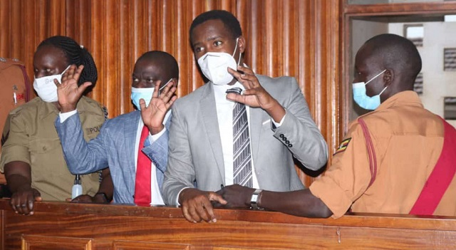 Lawyer Mabirizi Has Petitioned The Constitutional Court Over Murder Charges Slapped on Opposition MPs