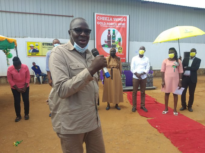 West Nile Have Donated 2,000 Acres of Land to Gov't To Construct Industrial Parks In The Region