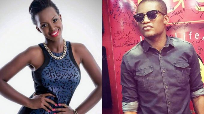 Pants Down: NTV Scribe Kabuura Cheating On Wife Flavia,  Shares Pictures Of His 'Cassava' In WhatsApp Chats With Side-dish
