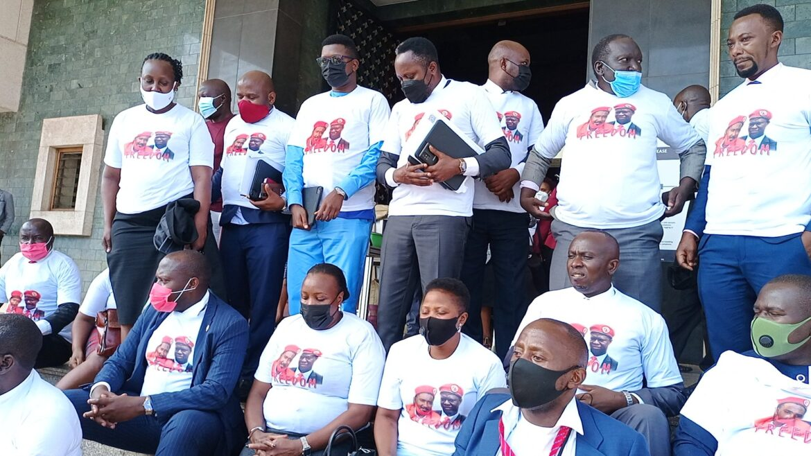Opposition MPS Vow Not To Attend Parliamentary Session Until They Release Their Fellow MPs