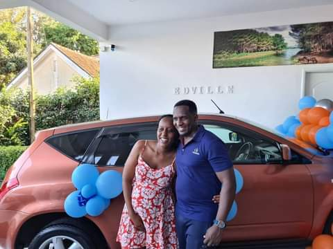Pastor Musiime,  Wife Christabel Counting Down Days Before They Receive Firstborn