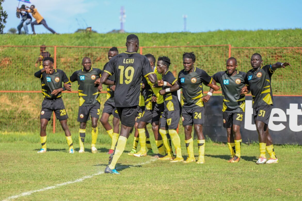 Arua Hill Shocks  Defending Champions Express FC In League Opener