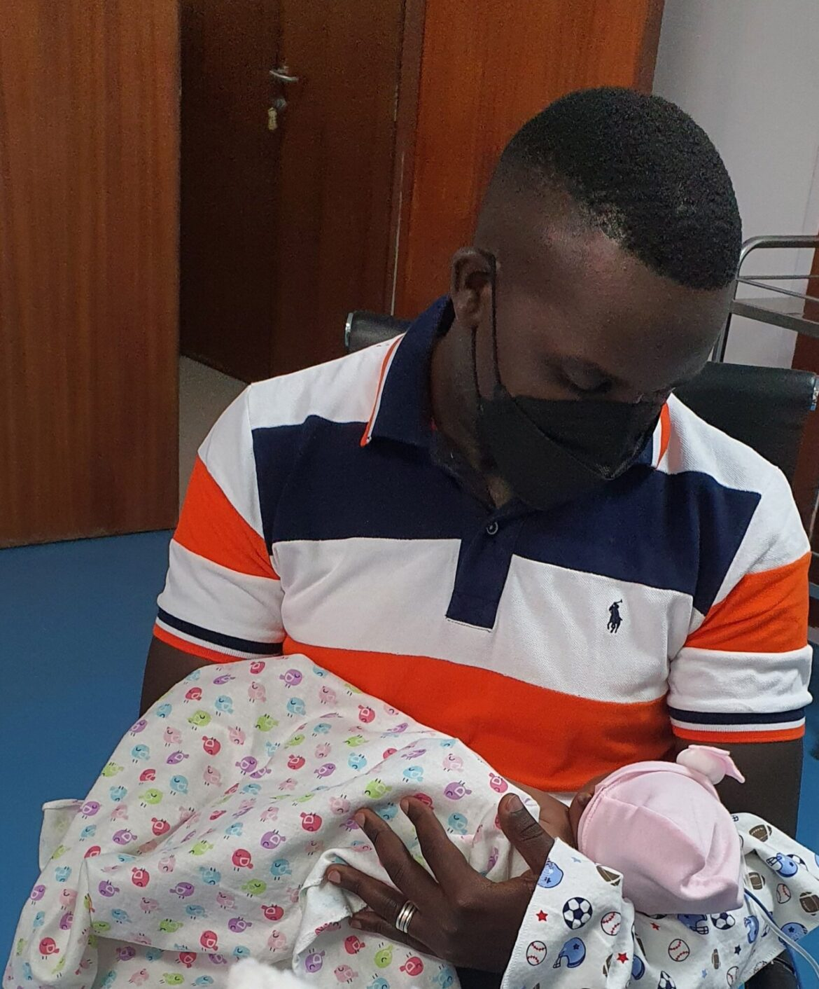 NUP Spokesperson Ssenyonyi And Wife Welcome A Bundle Of Joy