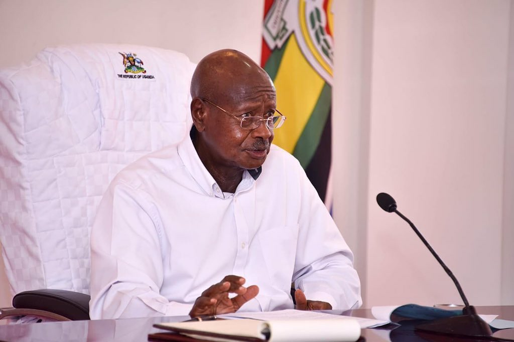 President Museveni Says Forcing Africa Down One Route Of Energy SourceWill Hinder Its Fight Against Poverty