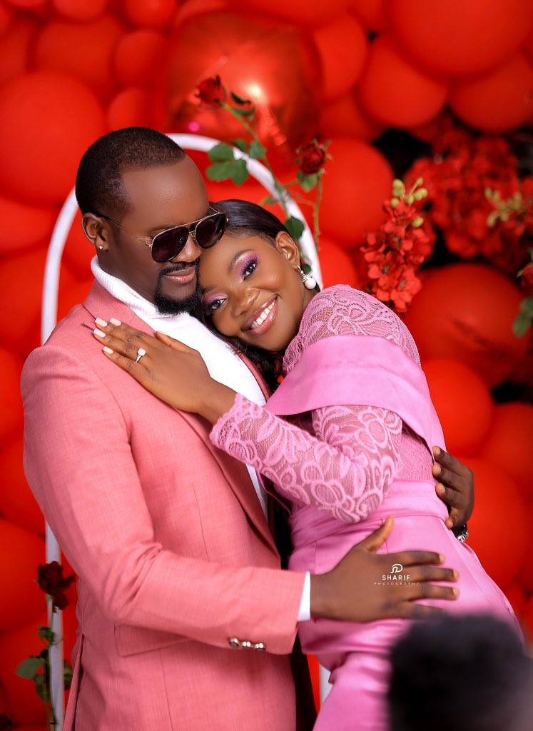 Gorgeous Tv And Radio Personality Ray P Officially Engaged To Her Secret Lover